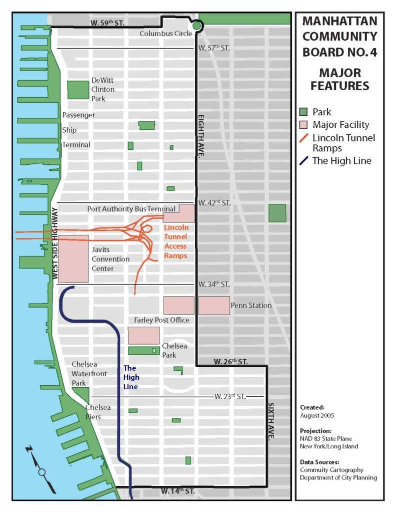 MCB4 District Map